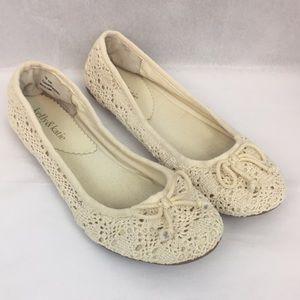 Kelly & Katie Crochet shoes
